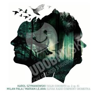 M. Pala, M. Lajeva - Slovak radio Symphony orchestra Szymanowski K. / Berg A. - Concerto for violin  & Orchestra (Vinyl) od 24,79 €