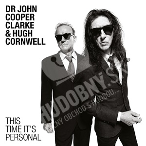 Dr. John Cooper Clarke and Hugh Cornwell - This Time It's Personal (Vinyl) od 17,89 €