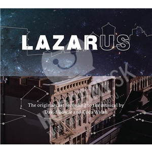 David Bowie, VAR - Lazarus (Original Cast Recordings Digi - 2CD) od 20,39 €