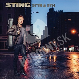 Sting - 57th & 9th Super Deluxe od 45,49 €