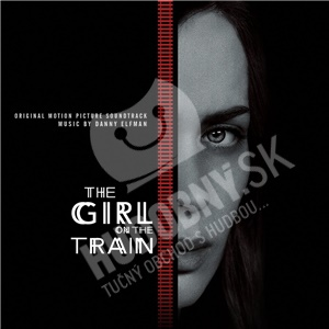 Danny Elfman - The Girl on the Train - Original soundtrack od 13,69 €