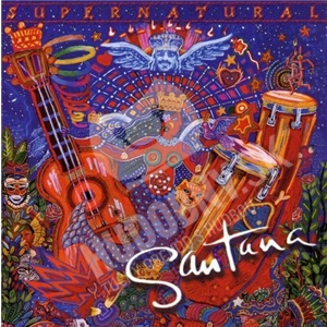 Santana - Supernatural - remastered (2CD) od 11,99 €