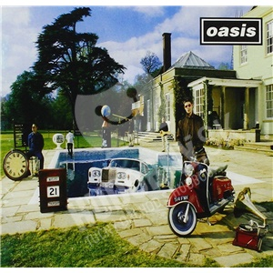 Oasis - Be here now - remastered od 14,89 €