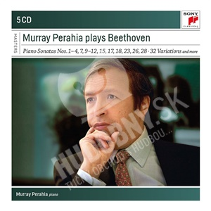 Murray Perahia,  Ludwig Van Beethoven - Murray Perahia Plays Beethoven (5CD) od 17,49 €