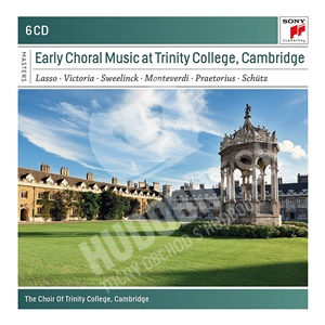 Cambridge, the Choir of Trinity College - Early Choral Music at Trinity College,Cambridge (6VD) od 20,39 €