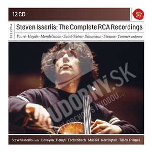 Steven Isserlis - The Complete Rca Recordings (12CD) od 37,49 €