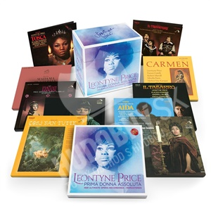 Leontyne Price - Prima Donna Assoluta (22CD) od 65,99 €
