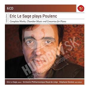 VAR - Eric le Sage Plays Francis Poulenc (6CD) od 20,39 €