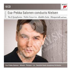 Esa Pekka Salonen - Conducts Nielsen C. 6 symphonies (6CD) od 20,39 €