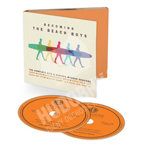 The Beach Boys - Becoming the Beach Boys: Compl.Hite & Dorinda Morgan Sessions(2CD) od 23,69 €