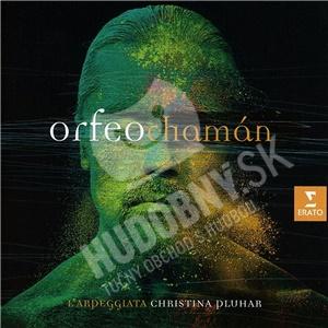 Pluhar, l'Arpeggiata, Pennisi , Capezzuto, VAR - L'arrpegiata: Orfeo Chamn (2CD) od 15,89 €