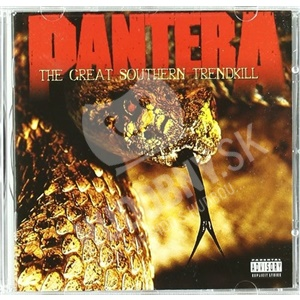Pantera - The Great Southern Trendkill  (2CD) od 15,89 €