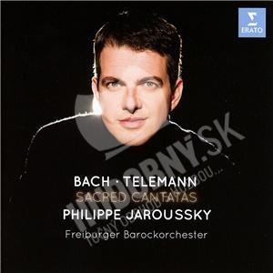 Philippe Jaroussky - Bach & Telemann: Sacred Cantatas (CD+DVD) od 14,89 €
