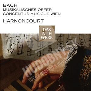 Nikolaus Harnoncourt - Musikalisches Opfer - Bach od 9,29 €