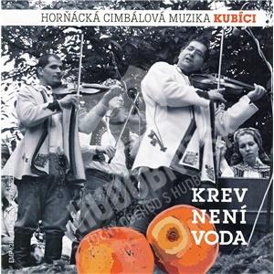 Horňácka cimbalová muzika - Krev není voda - Kubíci od 8,79 €