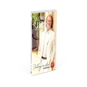 André Rieu - Falling in love in Maastricht (DVD) od 14,99 €