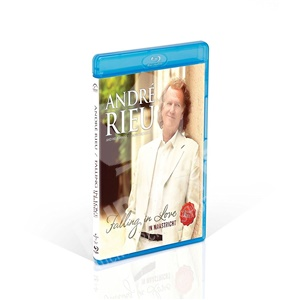 André Rieu - Falling in love in Maastricht (Bluray) od 34,99 €