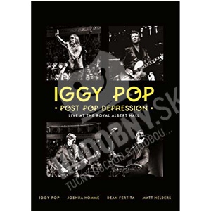 Iggy Pop - Post Pop Depression Live At Royal Albert Hall (DVD) od 14,19 €