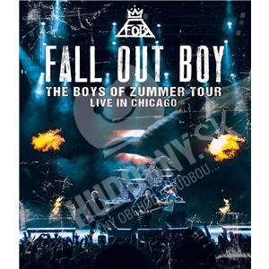 Fall Out Boy - Boys Of Zummer tour - Live in Chicago (Bluray) od 20,69 €