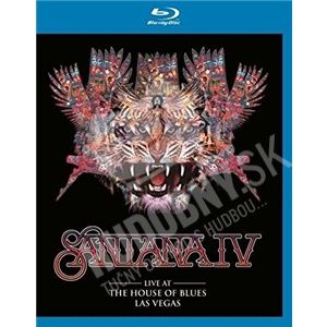 Carlos Santana - Santana IV - Live At The House of Blues - Las Vegas (Bluray) od 20,69 €