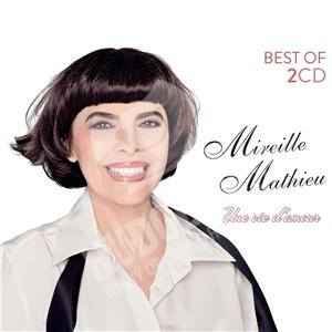 Mireille Mathieu - Mireille Mathieu Une Vie D'amour (2CD) od 25,99 €