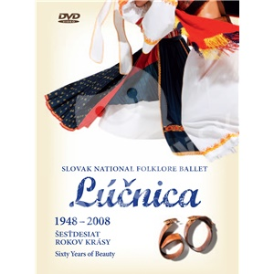 Lúčnica - 1948-2008 Šesťdesiat rokov krásy (DVD) od 19,48 €