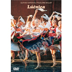 Lúčnica - Slovak national folklore ballet (DVD) od 19,48 €