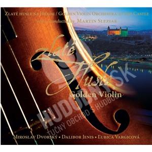 Zlaté husle / Golden violin - Zlaté husle na hrade / M. Dvorský, D. Karvay, J. Stivín, Sleziak od 9,49 €