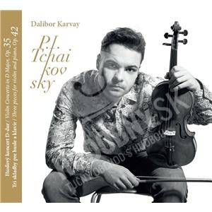 Dalibor Karvay - P. I. Tchaikovsky (digipack) od 11,49 €