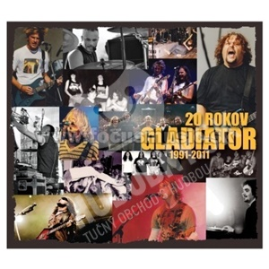 Gladiátor - 20 rokov (2CD) od 7,49 €