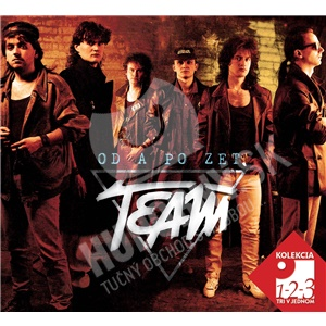 Team - Od A po Zet (3CD Digipack) od 13,99 €