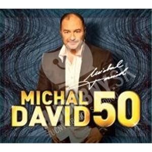 Michal David - Michal David 50 (2CD+DVD) od 18,89 €