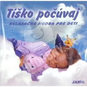 VAR - Tíško počúvaj - relaxačná hudba pre deti od 11,29 €