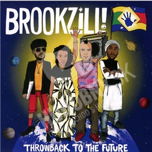 Brookzill! - Throwback To The Future od 13,19 €
