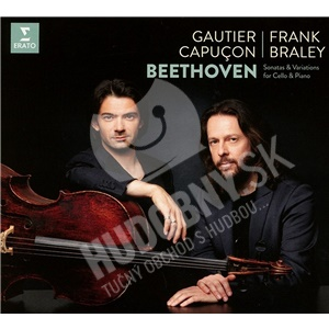 Braley Capucon - Cello Sonatas & Variations Beethoven, L.V. od 15,89 €