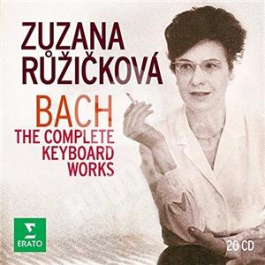 Zuzana Růžičková - Bach: The complete keyboard works (20CD) od 48,89 €