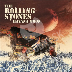 The Rolling Stones - Havana Moon (3LP+DVD Limited edition) od 45,99 €