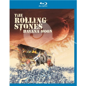 Rolling Stones - Havana Moon (BRD+DVD+2CD Limited edition) od 52,29 €