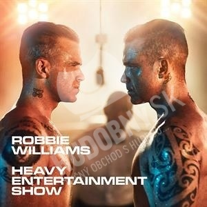Robbie Williams - Heavy Entertainment Show (2x Vinyl) od 34,99 €