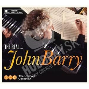 John Barry - The Real... John Barry (3CD) od 10,79 €