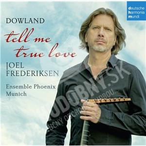 Joel Frederiksen - Tell Me True Love od 13,79 €