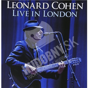 Leonard Cohen - Live in London (DVD) od 11,99 €