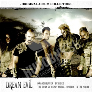 Dream Evil - Original Album Collection: Discovering Dream Evil (Limited 5CD Edition) od 25,59 €
