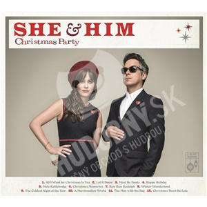 She and Him - Christmas Party od 13,69 €
