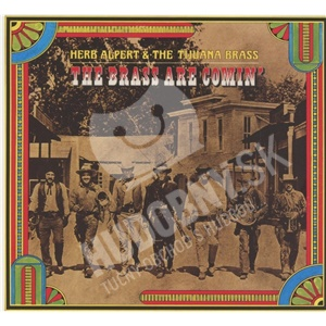 Alpert Herb & The Tijuana Brass - The Brass Are Comin' od 13,19 €