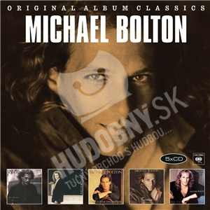 Michael Bolton - Original Album Classics (5CD) od 24,69 €