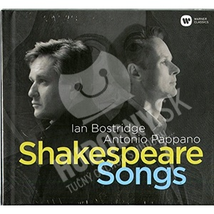 Antonio Pappano Ian Bostridge - Shakespeare Songs od 15,89 €