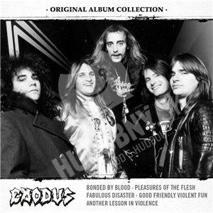 Exodus - Original Album Collection: Discovering Exodus (Limited 5CD Edition) od 25,09 €