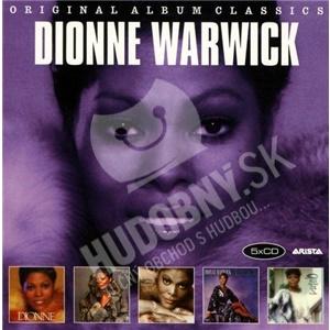 Dionne Warwick - Original Album Classics (5CD) od 14,89 €