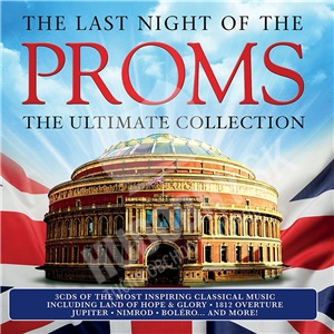 VAR - The Last Night of the Proms: The Ultimate Collection  (3CD) od 15,89 €